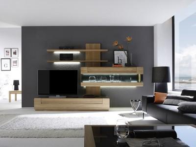 Obývací stěny a sestavy / solitéry