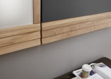 Předsíňový nábytek ACCAT_detail grafitové lakované plochy_obr. 11
