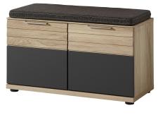 Předsíňový nábytek ACHAT_lavice typ 65 03 HH 60_šikmý pohled_obr. 23