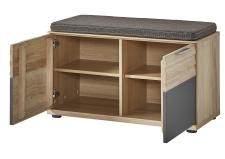 Předsíňový nábytek ACCAT_lavice typ 65 03 HH 60_otevřená_obr. 24
