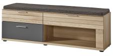 Předsíňový nábytek ACHAT_lavice typ 65 03 HH 61_šikmý pohled_obr. 26