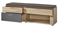 Předsíňový nábytek ACCAT_lavice typ 65 03 HH 61_otevřená_obr. 27