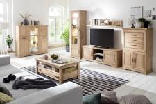 Obývací sestava nábytku AMBRA_ob. stěna 4052A1, highboard 40 a konf. stůl 50_ obr. 3