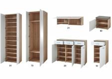 Předsíň ANCONA_detail úložných prostorů v elementech_obr. 10