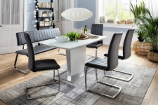 Jídelní židle a lavice ANDANO v interieru_obr. 5