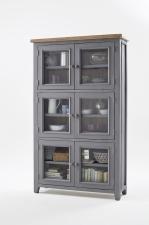 Obývací a jídelní nábytek ANTIC grey_vitrina typ 12_obr. 14