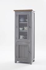 Obývací a jídelní nábytek ANTIC grey_vitrina levá typ 10_obr. 15