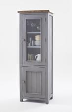 Obývací a jídelní nábytek ANTIC grey_vitrina pravá typ 11_obr. 17