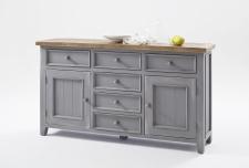 Obývací a jídelní nábytek ANTIC grey_komoda typ 01_obr. 19