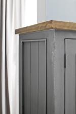 Obývací a jídelní nábytek ANTIC grey_detail provedení_obr. 42