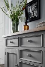 Obývací a jídelní nábytek ANTIC grey_detail provedení_obr. 52