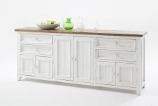 Obývací a jídelní nábytek ANTIC white_komoda typ 03_obr. 16
