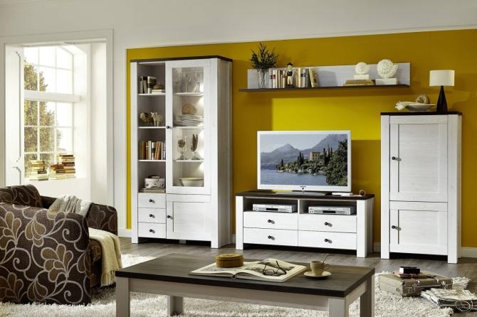 ANTWERPEN - obývací stěna + konf. stolek
