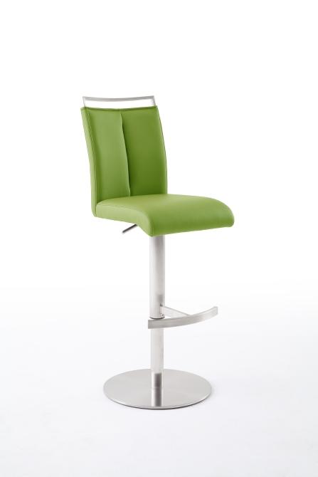Barová židle VENTURA IV. nerez