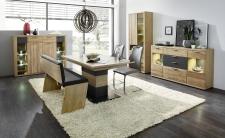 Obývací a jídelní nábytek BASE_sestava typů 01 + 20 + 22 + 29 32 H1 01 + 29 26 H1 04_varianta 3_obr. 19