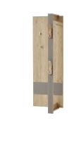 Šatní panel CASCADE_typ 62 01 HM 41_šikmý pohled_obr. 15