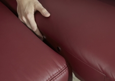 Kožená sedací souprava COMET-L_detail spínačů ovládání motorové funkce polohování sedadel_obr. 57