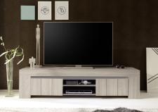 TV-element CONTE II 206829-02_191 cm_jilm světlý imitace_obr. 35