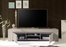 TV-element CONTE II 206829-02_191 cm_jilm světlý imitace_otevřený_obr. 36