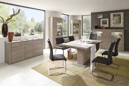Jídelní lavice a židle CORA v interieru_obr. 5