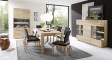 Celomasivní dubový nábytek DELGADO_jídelna_obr. 12