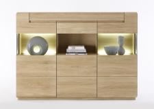 Celomasivní dubový nábytek DELGADO_typ 187124_obr. 27