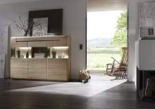 Celomasivní dubový nábytek DELGADO_typ 187124_náhled v interieru_obr. 28