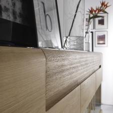 Celomasivní dubový nábytek DELGADO_detail frézování_obr. 43