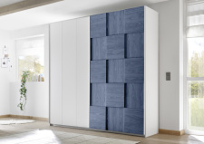 Šatní skříň s posuvnými dveřmi ESPERO (3D-optika) 243x230 cm_typ 671705-243-B_obr. 12