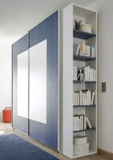 Samostatně stojící regál s 5-ti policemi ESPERO_skříň s posuvnými dveřmi (Quadr.-optika) 243x230 cm_detail_typy 674602-45_671704-243-B_obr. 18