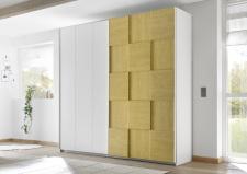 Šatní skříň s posuvnými dveřmi ESPERO (3D-optika) 243x230 cm_typ 671705-243-Y_obr. 12
