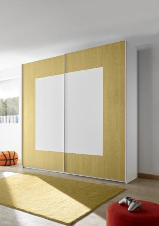 Šatní skříň s posuvnými dveřmi ESPERO (Quadr.-optika) 243x230 cm_typ 671704-243-Y_obr. 14