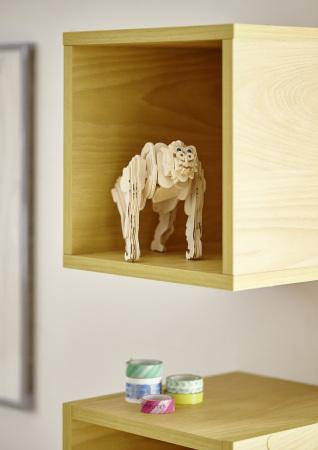 Dětský a studentský nábytek ESPERO_detail žluté varianty_obr. 23