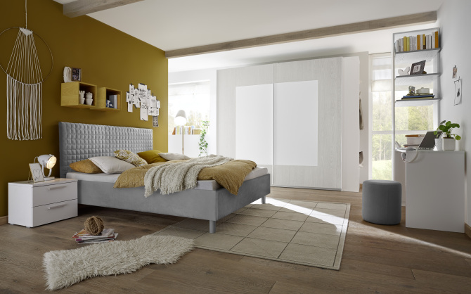 Dětský a studenstký nábytek ESPERO grau (šedá varianta)