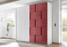 Šatní skříň s posuvnými dveřmi ESPERO (3D-optika) 243x230 cm_typ 671705-243-R_obr. 10