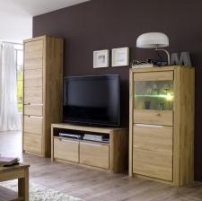 Celomasivní nábytek FLORENZ_obývací stěna 405234