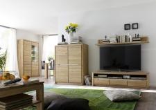 Celomasivní nábytek FLORENZ_obývací pokoj_volná sestava elementů_obr. 2