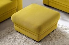 Modena 1040, taburet v látce Hudson yellow