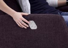 Relaxační křeslo SWING LINE, detail dotykového ovládání, obr. 2