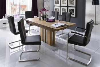 Jídelní židle MONDO s područkami