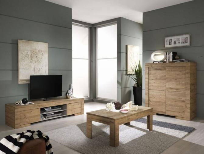 Soliterní program MILANO - obývací pokoj