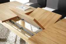 Jídelní stůl PONTO 1160.T71.65_ detail, kořenový buk