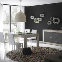 Obývací a jídelní sestavy RUSTICA