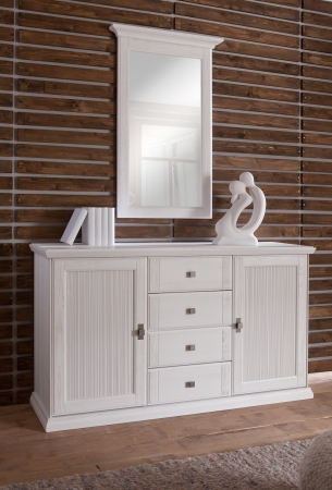 Ložnice CASA, komoda se zrcadlem