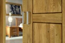 Ložnice DONNA_šatní skříň_detail dveří_obr. 8