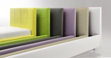 Ložnice SMART_postele_volitelných 6 barev