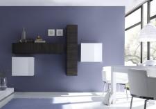 Obývací stěna CUBATO Kombi 5