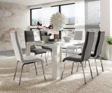 Jídelní stůl TIZANO 140 cm v interieru 1