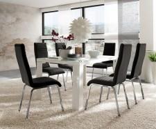Jídelní stůl TIZANO 140 cm v interieru 2