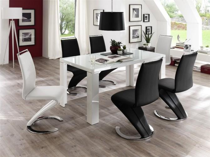 Jídelní stůl TIZANO 160 cm v interieru 4